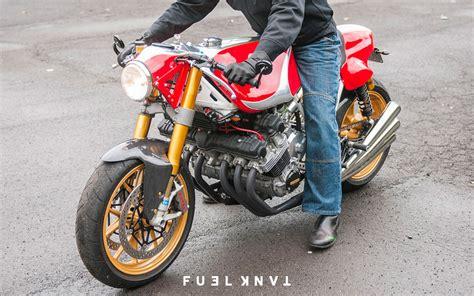 Hear Me Raw: Honda CBX1000 Café Racer ? Fuel Tank