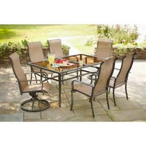 Home Depot Patio Dining Sets Hton Bay Charlemont 7 Patio Dining Set Xas 1750 The Home Depot