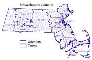 Massachusetts Cities And Towns Map by Massachusetts Map Of Towns And Counties Images