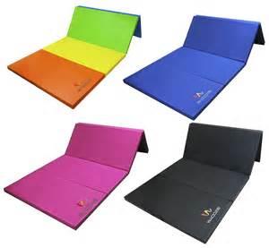 wacces folding mat 4x8 x2 quot gymnastics exercise