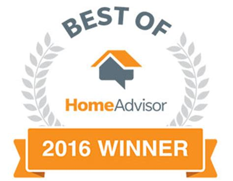 What Our 'Best Of HomeAdvisor' Means For You   Robinson's Plumbing Service