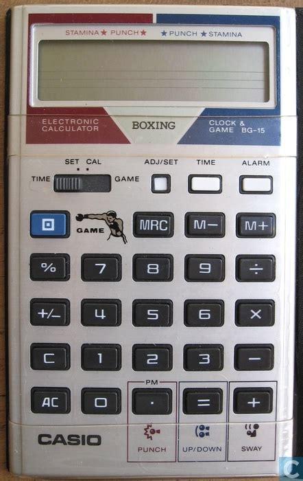 calculator game level 88 casio boxing game bg 15 calculator clock game 3 mini