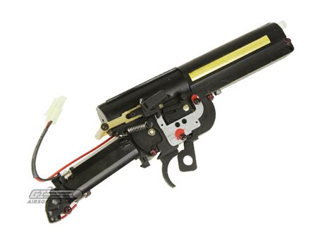 M14 Gearbox Shell Cyma cyma m14 aeg gearbox black