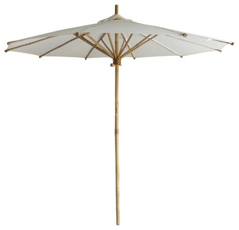 bamboo patio umbrella bamboo umbrella traditional outdoor umbrellas by