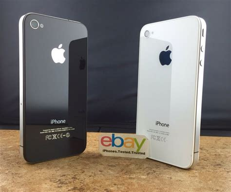 factory unlocked apple iphone  black att  mobile