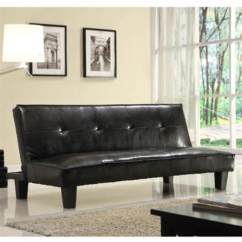 faux leather sofa bed lounger clearance sale marjen of
