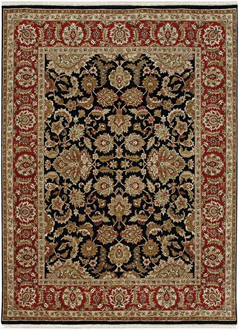 Handmade Wool Rugs From India - indian handmade rugs 4x6 knotted classic wool rugs