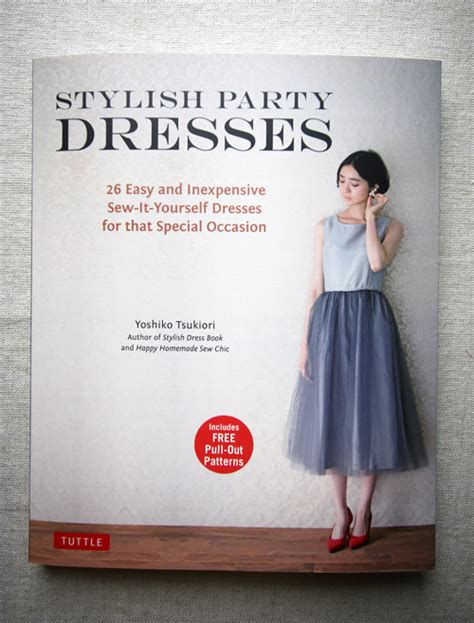 japanese pattern making books book review stylish party dresses now in english