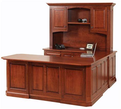 U Shaped Desk Plans Amazing U Shaped Desk