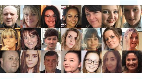 The Victim the victims of the manchester terror attack itv news