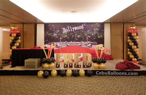 resort theme ideas hollywood cebu balloons and party supplies