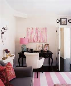 Pink And Black Home Decor 17 Pink Office Ideas Cute Space For Girl Home Design