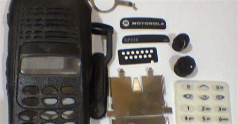 Murah Ht Handy Talky Ht Tp 338 Dual Vhf Display Conection kesing ht motorola gp338 hitam jual handy talky murah