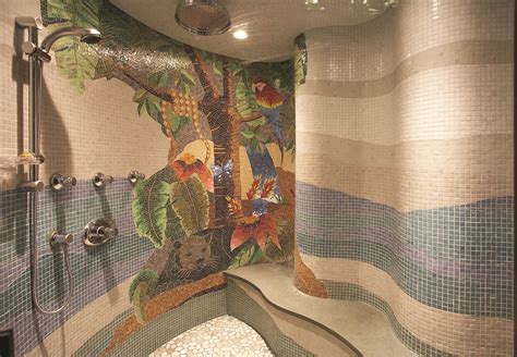 rainforest bathroom hoggs hollow mansion at 31 knightswood road 14 8m