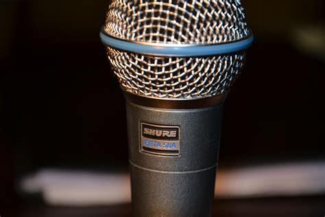 Microphone Krezt Beta 58 shure beta 58a image 505647 audiofanzine