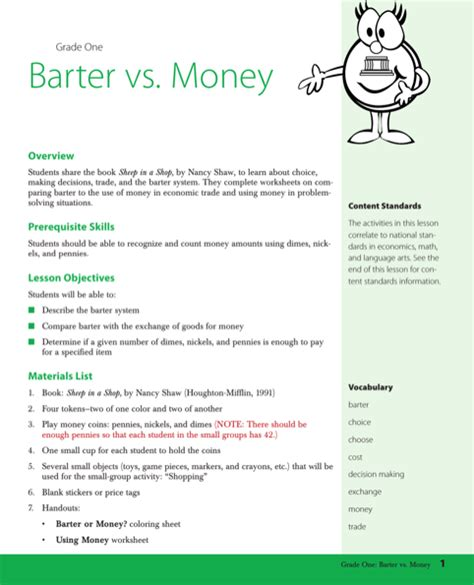Make Money Online Free For Kids - download sle counting money worksheet templates for free formtemplate
