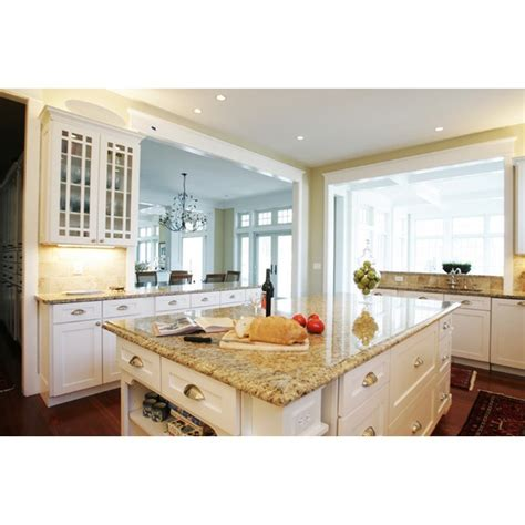 new white kitchen cabinets white cabinets with new venetian gold granite and dark