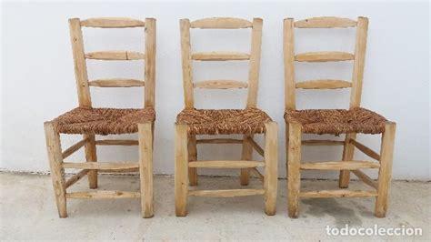 imagenes sillas antiguas 3 sillas antiguas hechas artesanalmente de made comprar