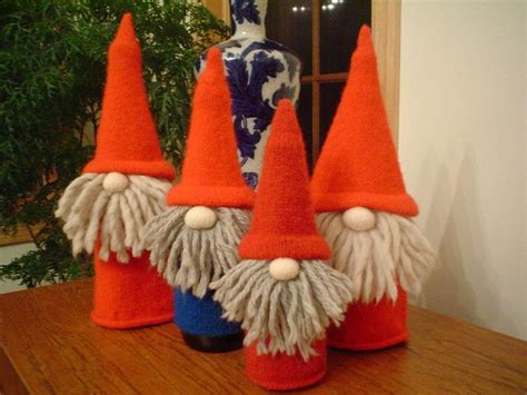 christmas gnome pattern  irina haller christmas crafts