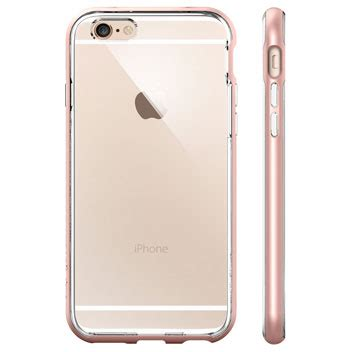 Hardcase Verus Hybrid Keren Frame Clear Tpu Cover Iphone 7 iphone 6s gold clear white gold