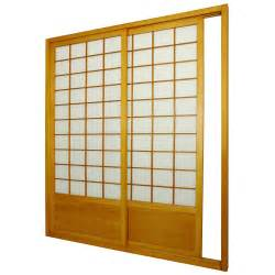 Japanese Room Divider Ikea Furniture 7 Ft Zen Shoji Sliding Door Kit Room Dividers At Hayneedle