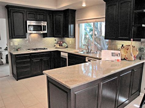 updating kitchen ideas oak cabinets with granite countertops