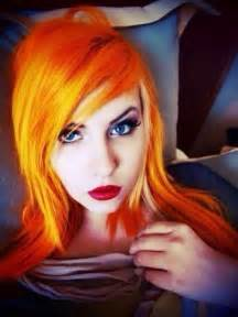 orange hair color hair color orange hair different colors