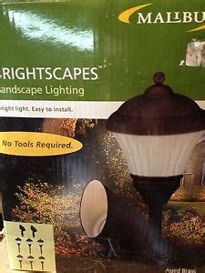 Brightscapes Landscape Lighting Brightscapes Landscape Lighting 6 Malibu Brightscapes Landscape Lighting Flood Lights Nib 20