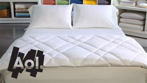 how to make comfortable bed how to make the most comfortable bed martha stewart