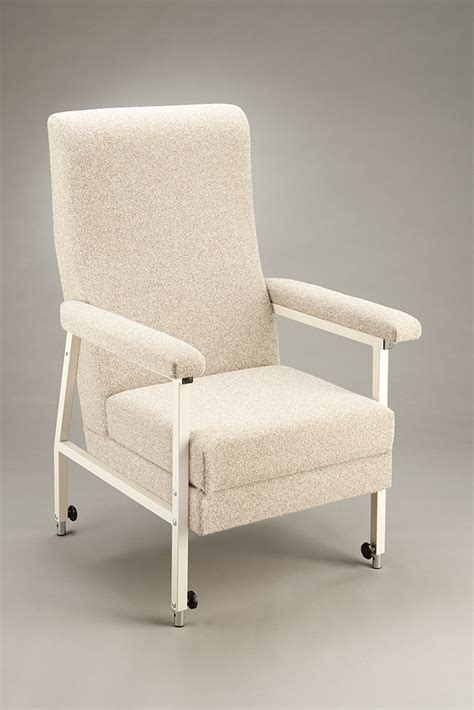 clarence high  orthopaedic chair comfort discovered
