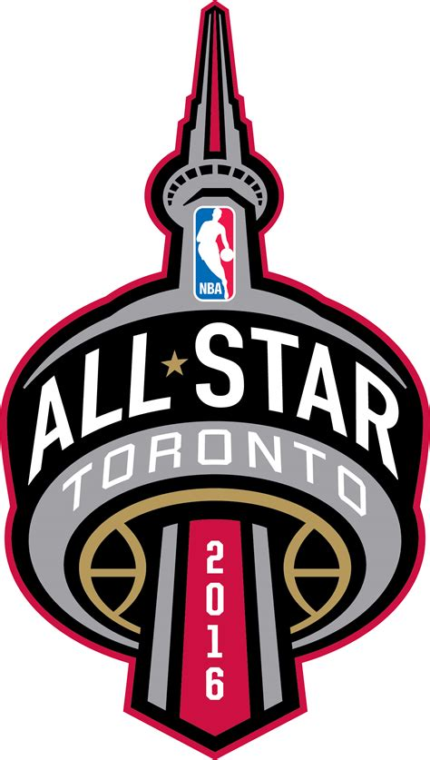 Cn Tower Floor Plan by Nba All Star 2016 Logo Unveiled Sports Licensing