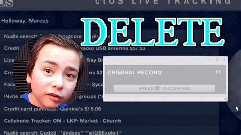How To Remove Criminal Record From How To Delete Your Criminal Records Dogs 2