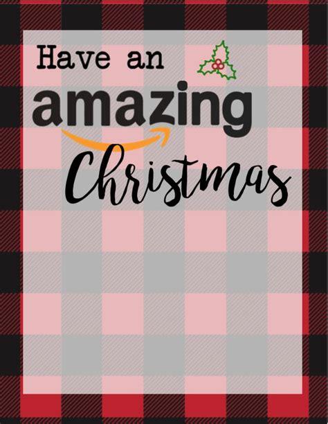 printable christmas gift card holders  amazon christmas gift card holders christmas gift