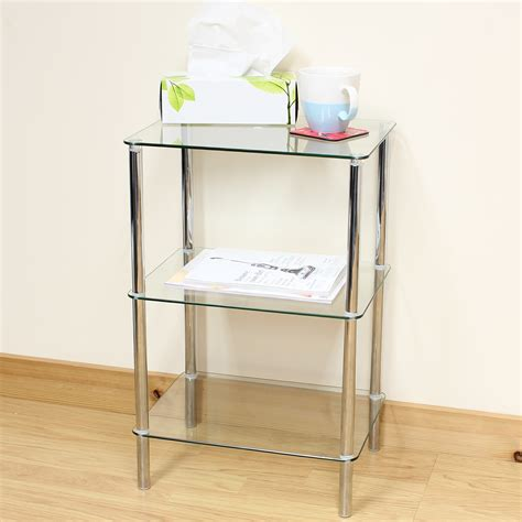at home table ls clear glass table ls for living room smileydot us