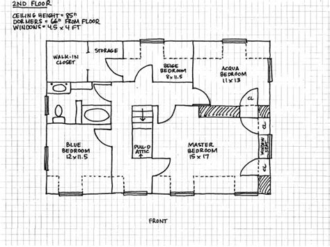 how to make a simple floor plan how to plan purge and pack for your next move