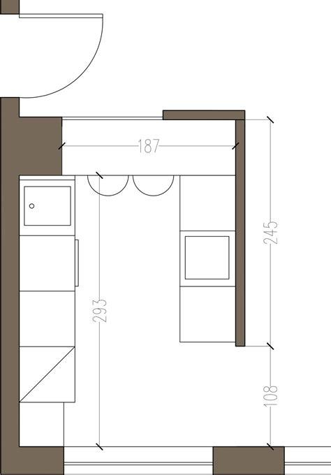progetti piccole arredamento cucine piccole un progetto per meno di 6 mq