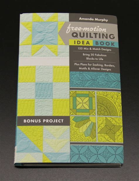 Free Motion Quilting Books by Books And Dvds