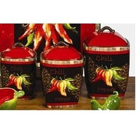 98 best red chili pepper decorations for the kitchen