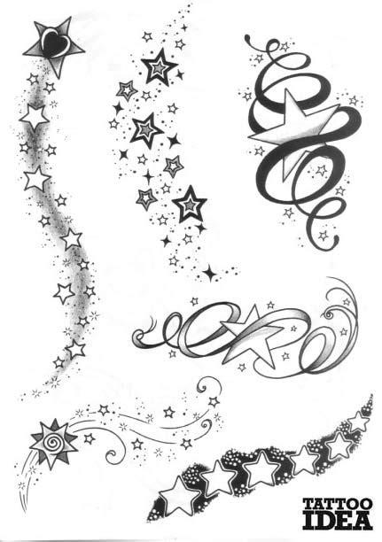 cornici tribali disegni per tatuaggi di ideogrammi cinesi