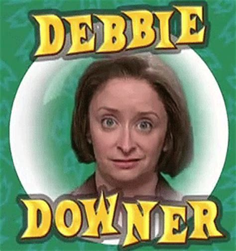 Debbie Downer Meme - animated gif find share on giphy