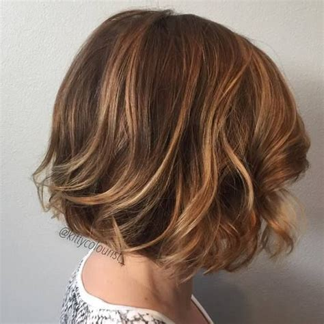 honey brown haie carmel highlights short hair 7 best images about hair on pinterest brown balayage