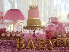 pink and gold baby shower ideas tutu and tiara baby shower baby shower ideas themes