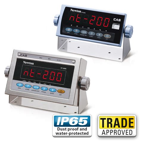 cas ac digital counting scale australasia scales cas nt 200 digital indicator led trade approved cas