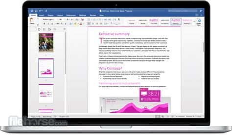Microsoft For Mac microsoft office for mac 2016 15 35 for mac filehorse