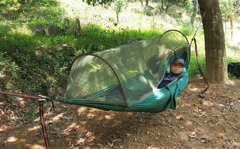 Sleeping Bag Layer Polar Dacron Parasut Hangat Cing hammock tent back trail