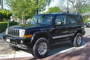 2006 Jeep Commander Lift Kit 2006 Jeep Commander Limited Lifted