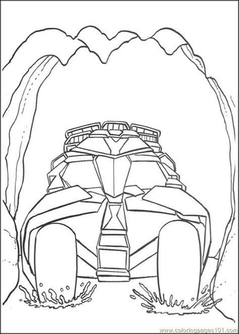 classic batman coloring pages the batmobile coloring pages