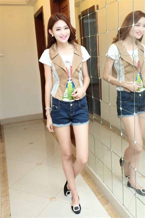 Baju Vest Wanita Korea Terbaru 2015 baju vest wanita korea terbaru 2015 model terbaru jual murah import kerja
