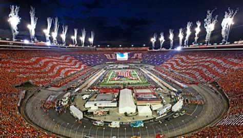 motor speedway dante audio networking takes the lead at bristol motor