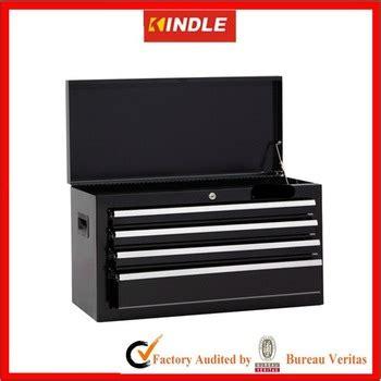 waterloo 4 drawer tool box waterloo master mechanic black 4 drawer tool chest box